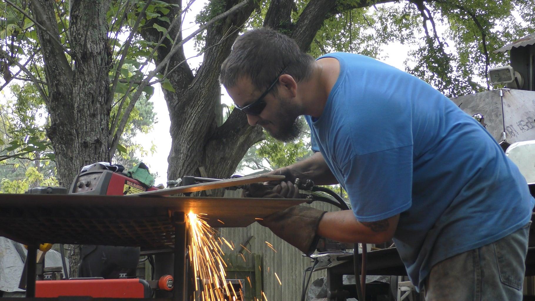 Hand Torch Work