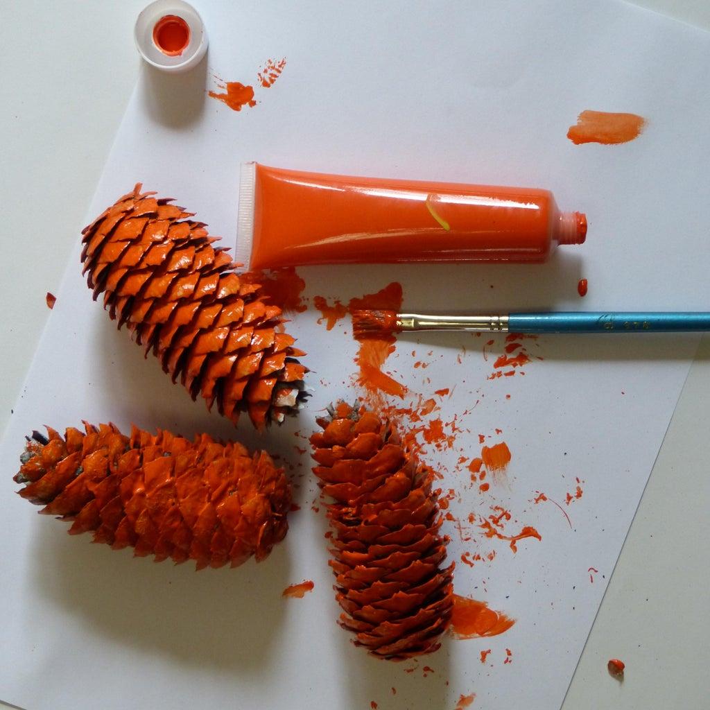 Paint Them Orange