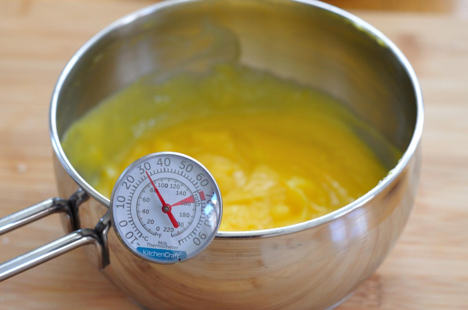 The Lemon Curd - Ready to Use!