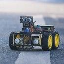 Line Follower Robot - Arduino Mega/uno - Very Fast Using Port Manipulation