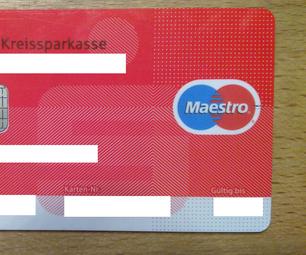 Deactivate NFC on Your EC-Card