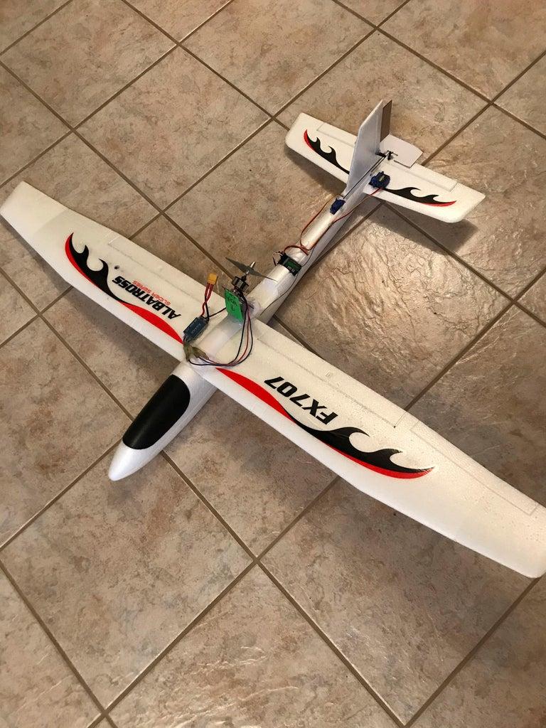 RC Plane Build