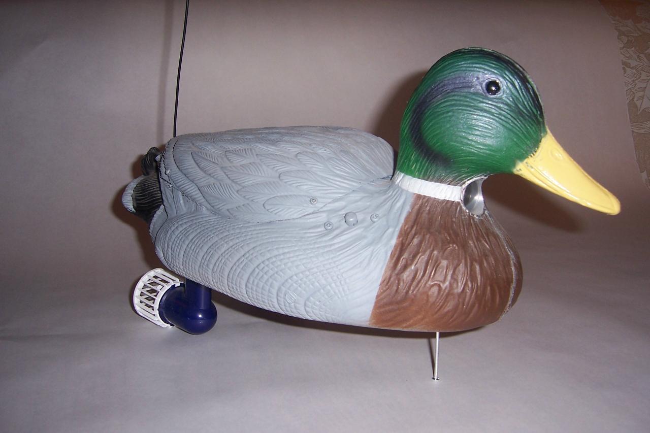 R/C Duck Decoy-Camera Hack