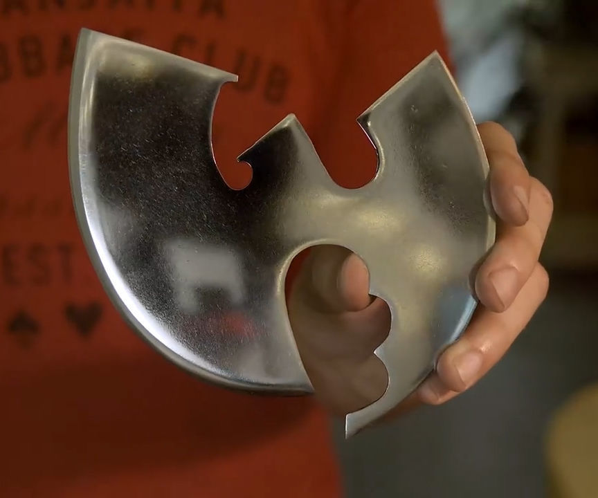 Wu-Tang Clan Pizza Cutter!