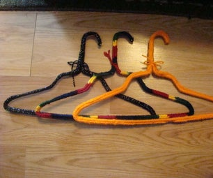 Crochet Cover Your Wire Hangers