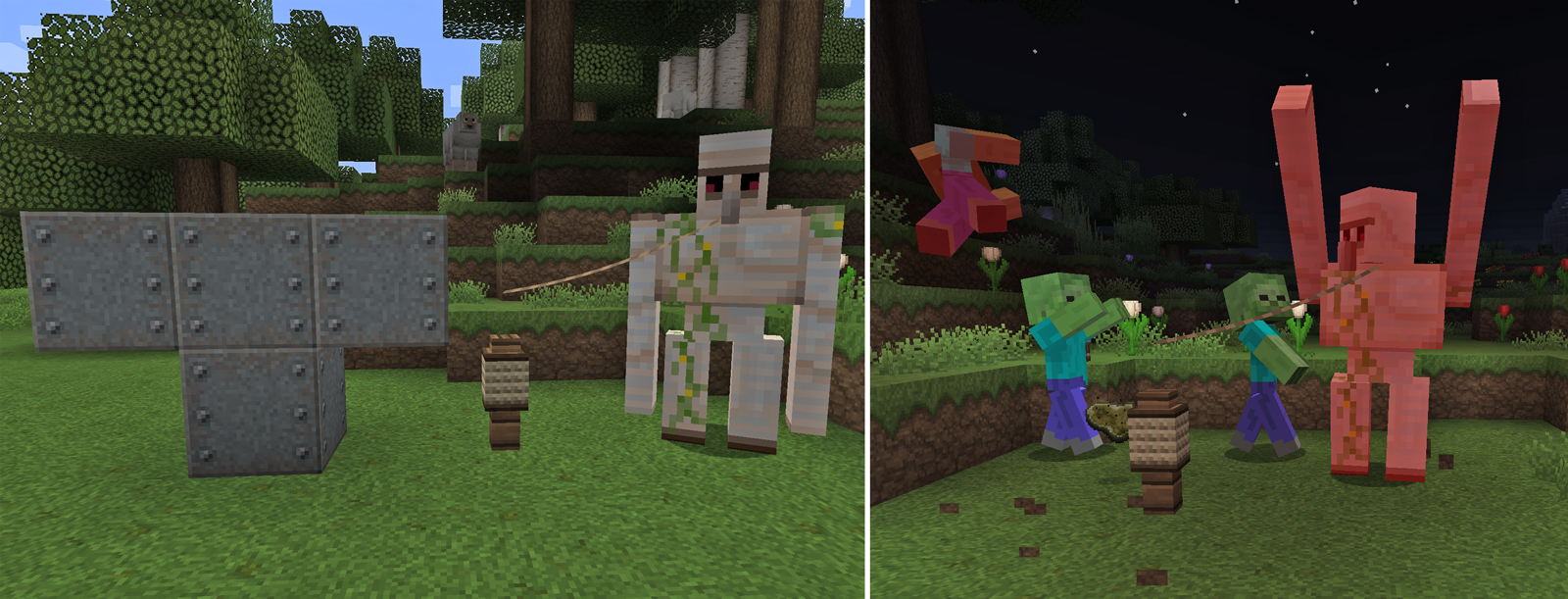 Combating Mobs