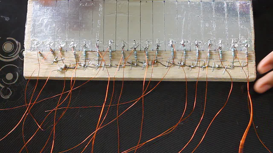 Making Electric Connection on It: