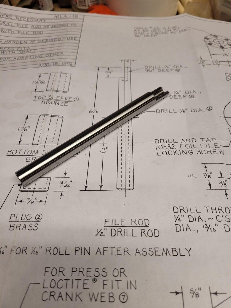 File Rod