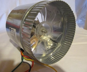 How to Install a Furnace Booster Fan on the Cheap
