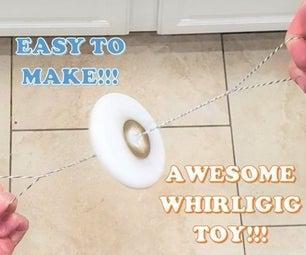Easy Whirligig Toy