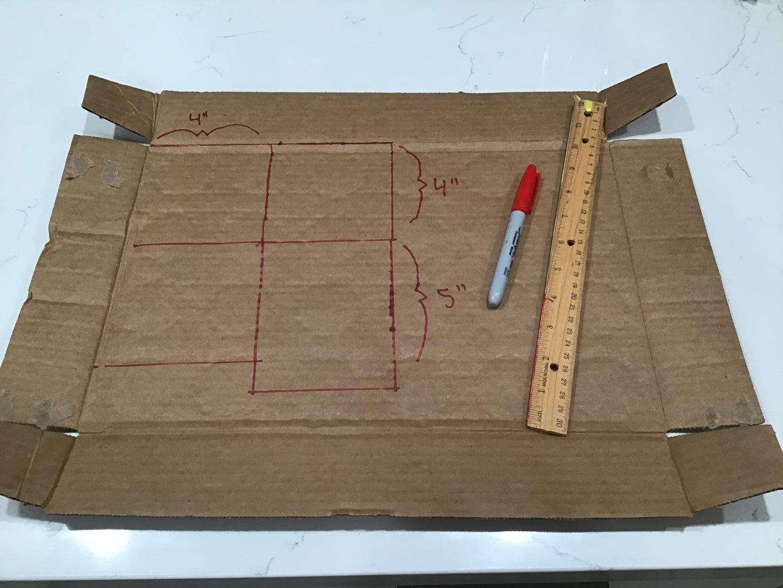 Trace Cardboard Cutouts