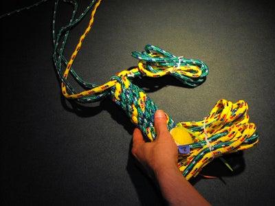 Divide 8 Ropes