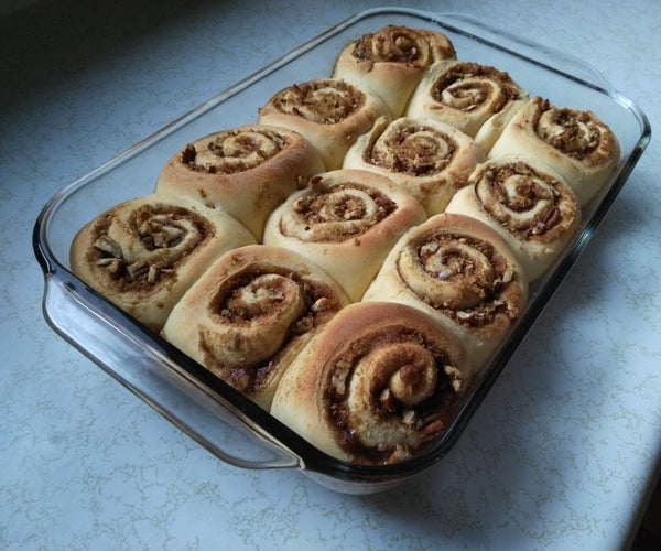 Melt-in-your-Mouth Cinnamon Rolls