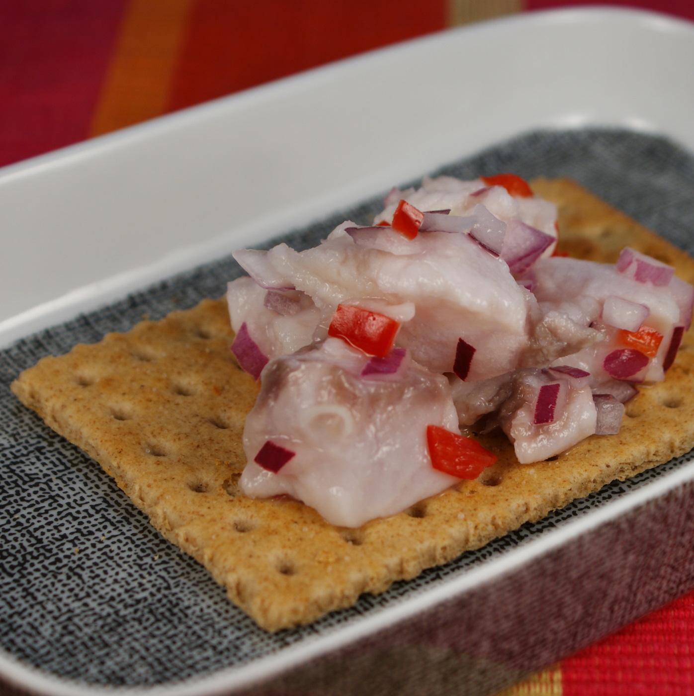 Tilapia Ceviche