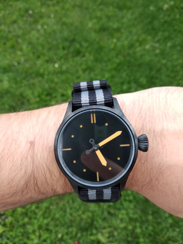 Make Your Custom Mechanical Watch