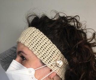 Crochet Headband Ear Protector