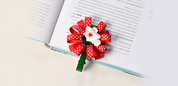 Beebeecraft Tutorials on How to Make a Lovely Clip With Ribbons