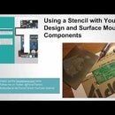 How to Use a Stencil for PCB Assembly