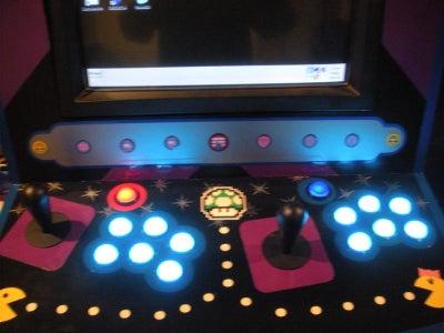 Table Top Touchscreen MAME Arcade