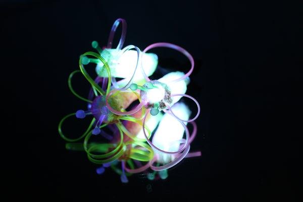 Simple LED Flowers