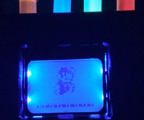 Arduino Mario Clock