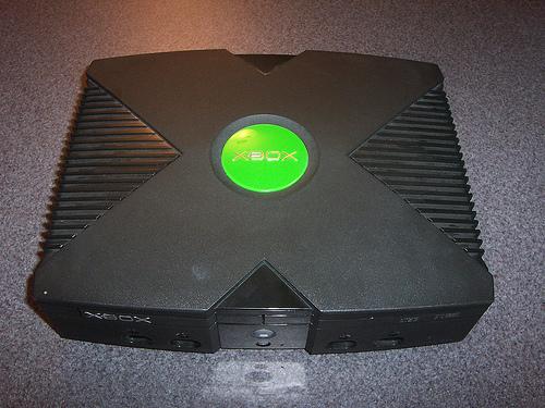 Replacing an XBOX DVD drive