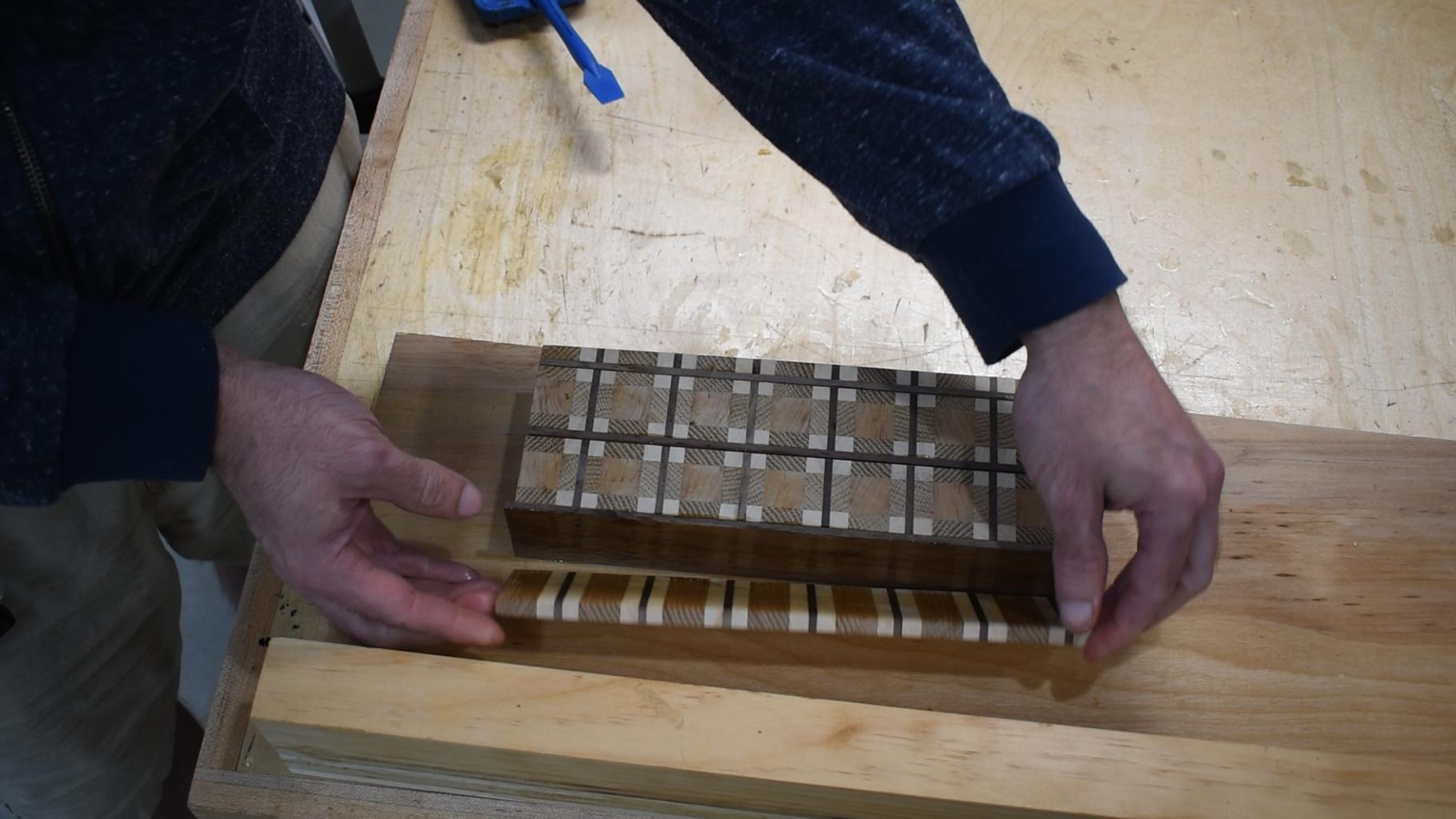 Add Stripes to the Checkerboard