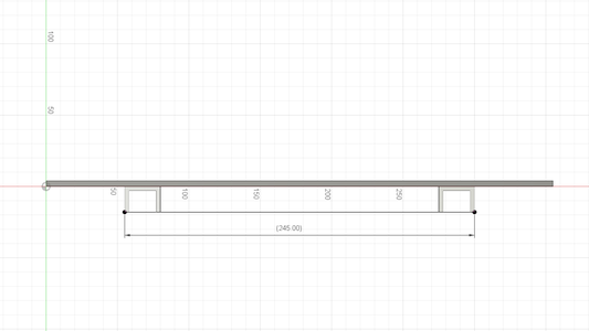 Making the X Axis Carriage and Platform