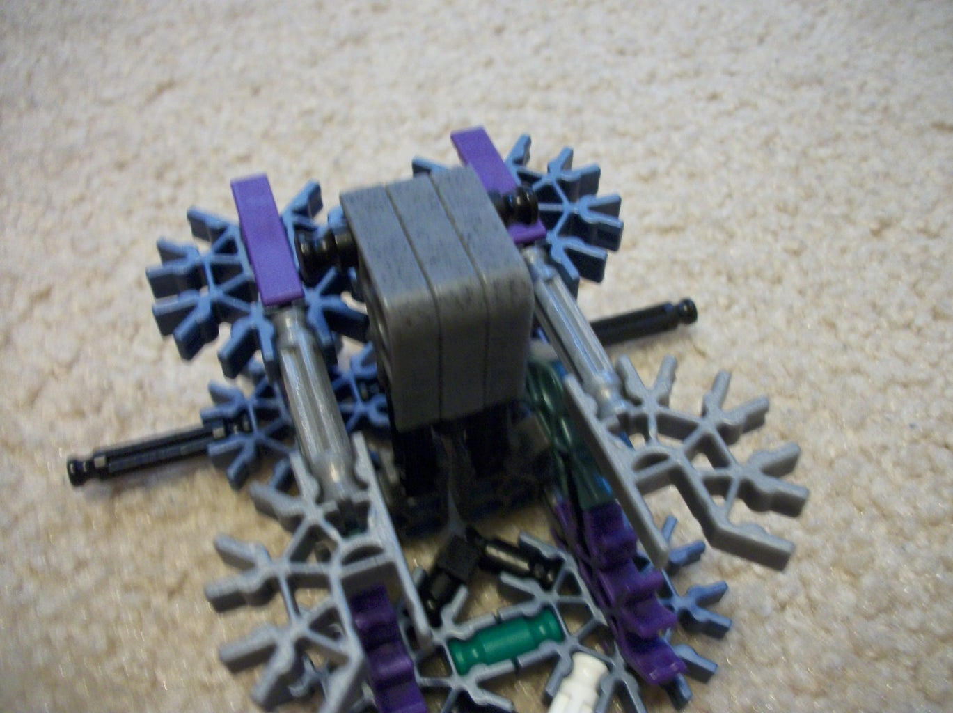 Central Chassis