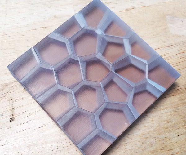 Generative 3D Voronoi Puzzles