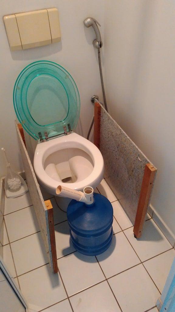 Urine Container and Urinol