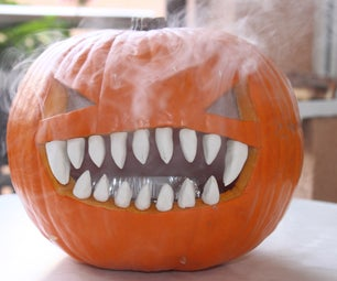 Smokin' Pumpkin