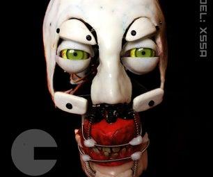 Model (X55A) Humanoid Robot