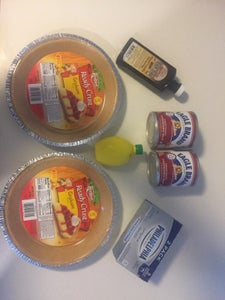 Gather Ingredients & Materials