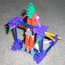 Easy K'nex Catapult