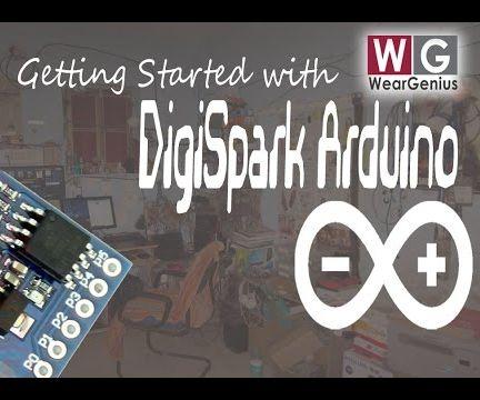 Smallest Arduino Dev. Board | Digispark AtTiny85 | Getting Started