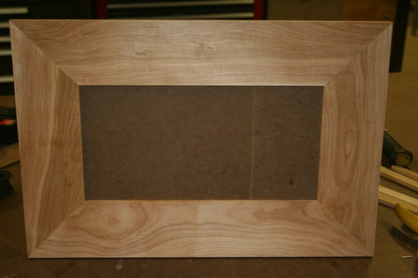 Flat Frame...with Miters