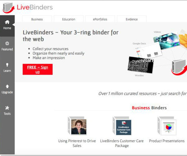 Creating a LiveBinder for the Classroom: By Allison Borowitz