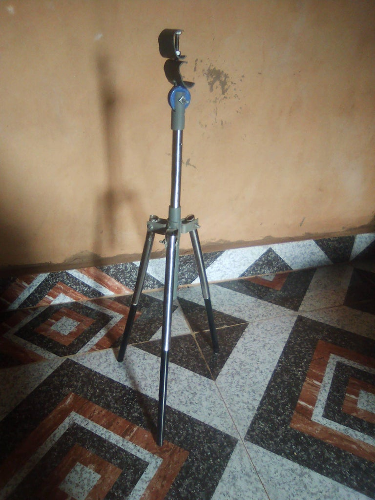 Make Your Own Tripod Stand