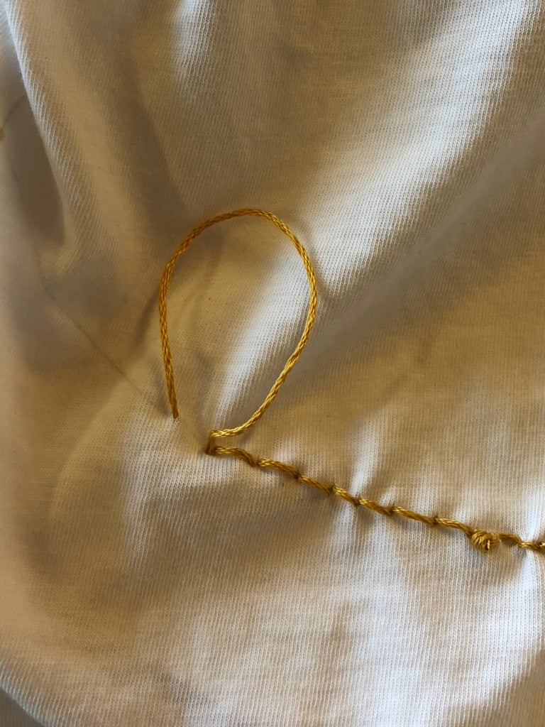 Embroidery the Line