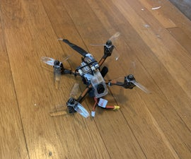 Getting Started Into FPV Drone Racing