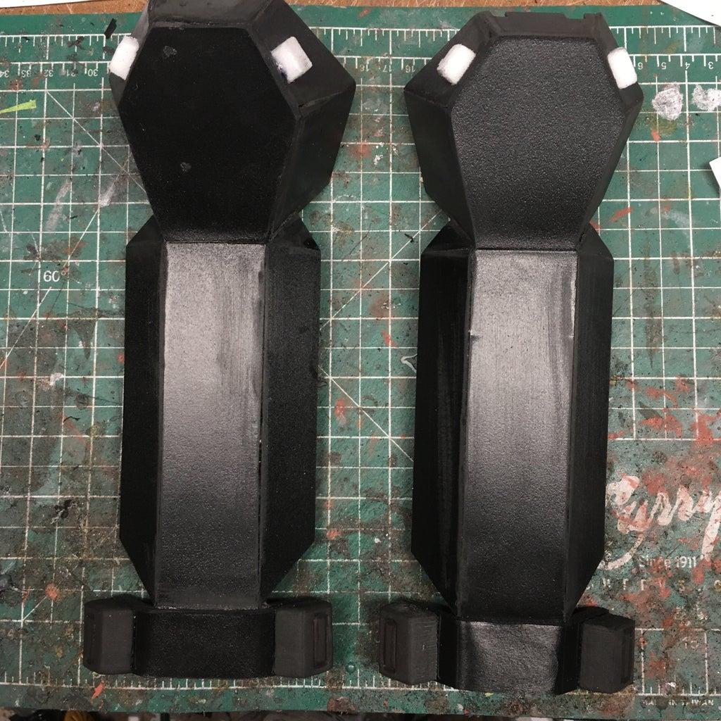 Shin / Knee Guards Spats
