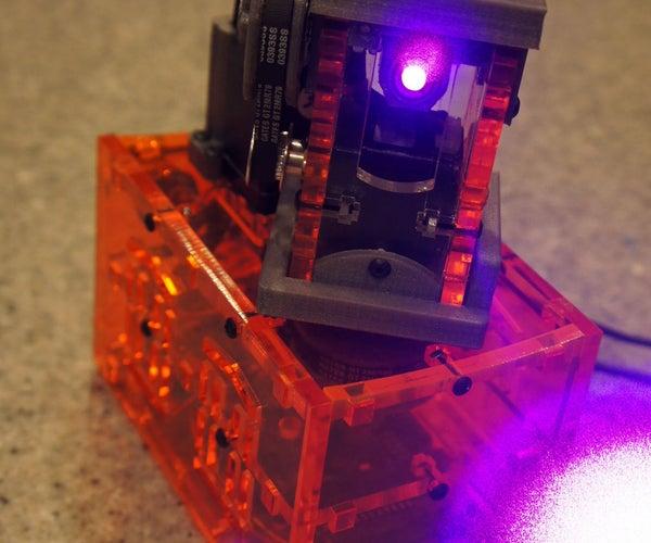 Laser Glow Writer
