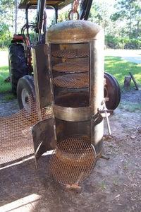 Vertical Cook Racks