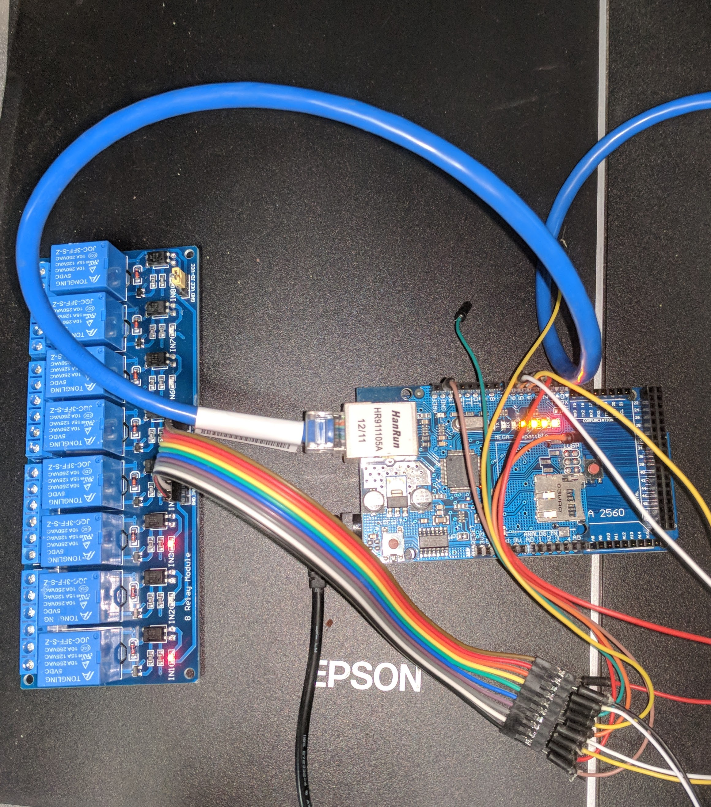 Ethernet Switching - With Arduino