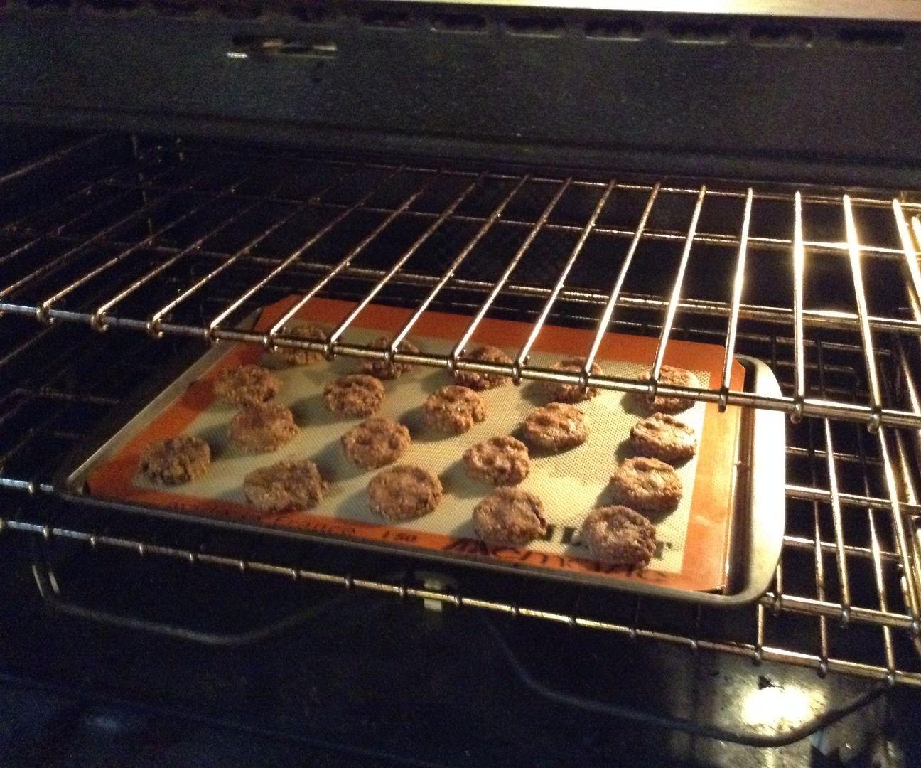 Gluten Free Protein Cookies
