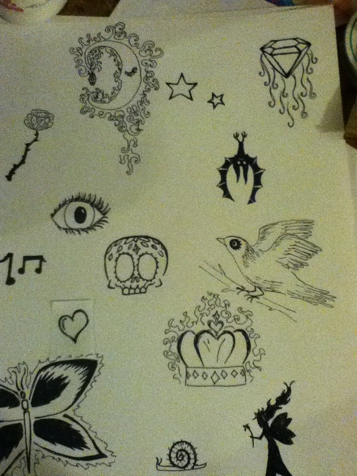 Temporary Tattoos 6 Steps Instructables