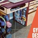 Gym Desk