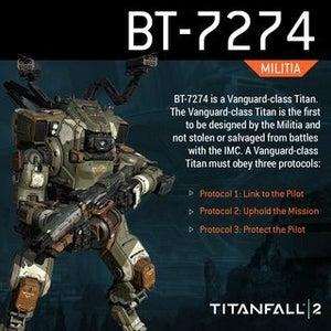 Titanfall: LEGO Titan