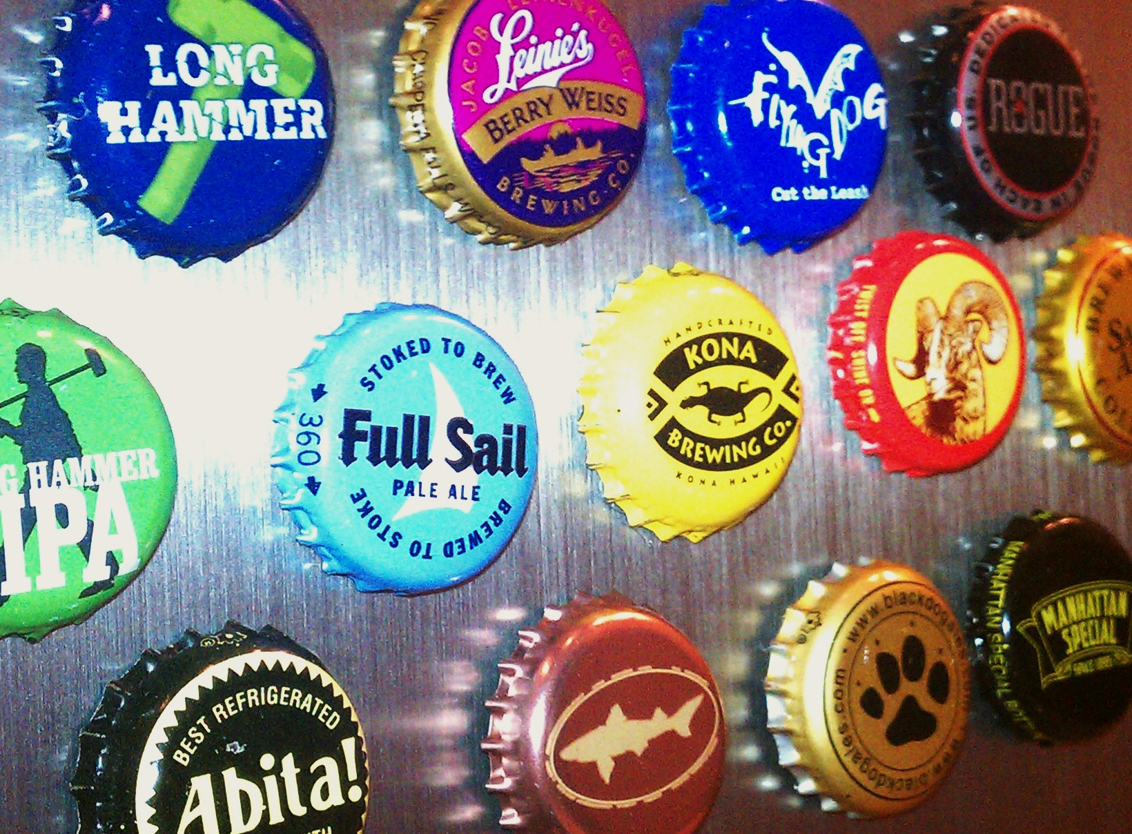 Bottle Cap Magnet